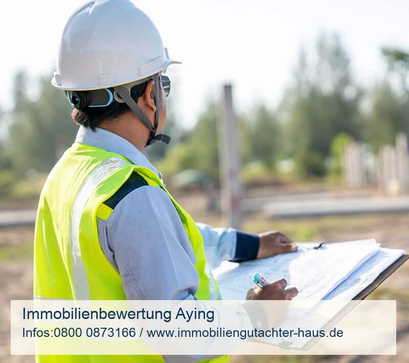Immobiliengutachter Aying