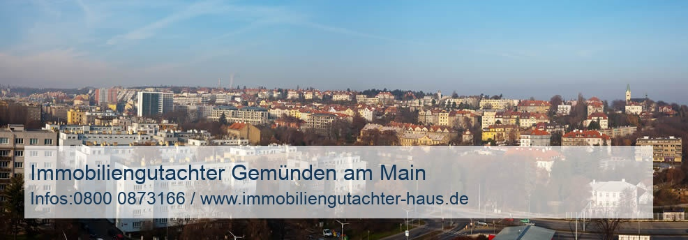 Immobiliengutachter Gemünden am Main