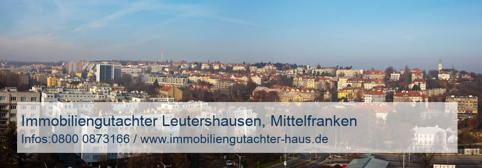Immobiliengutachter Leutershausen, Mittelfranken