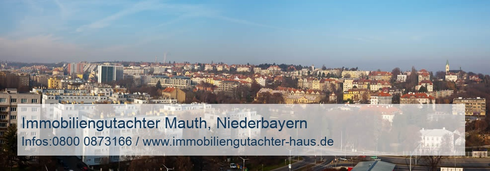 Immobiliengutachter Mauth, Niederbayern