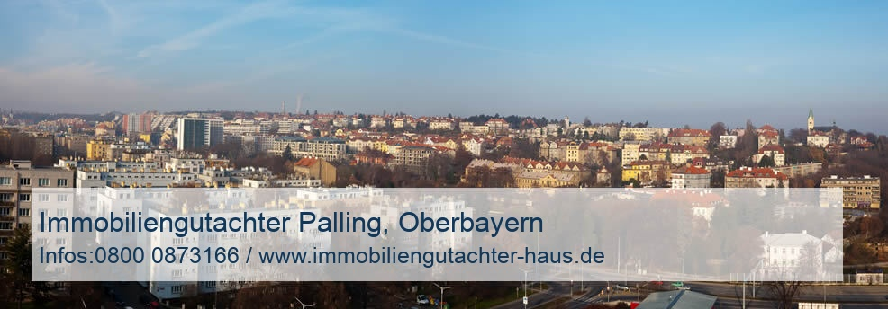 Immobiliengutachter Palling, Oberbayern